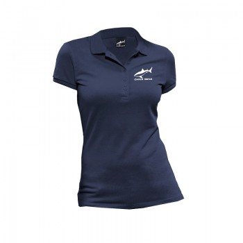 CHRIS BENZ Organic Polo Women