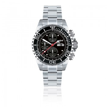 CHRIS BENZ DEEP 500M CHRONOGRAPH