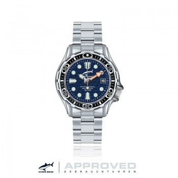 CHRIS BENZ DEEP 500M Automatic APPROVED