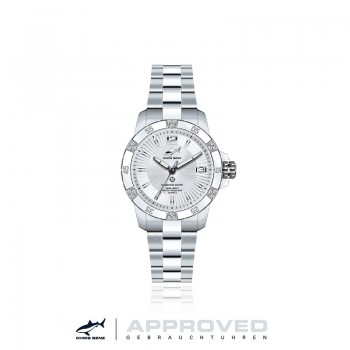 CHRIS BENZ DIAMOND DIVER Silver Bay APPROVED