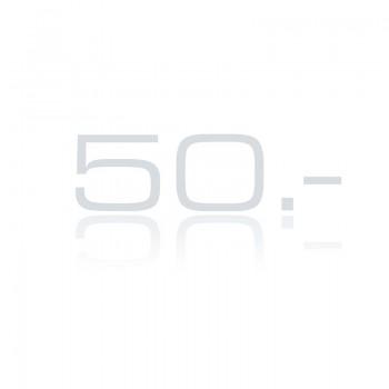 50.-EUR Geschenkgutschein