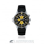 CHRIS BENZ DEPTHMETER CHRONOGRAPH 200M APPROVED