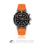 CHRIS BENZ DEPTHMETER CHRONOGRAPH 300M APPROVED
