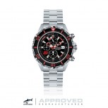 CHRIS BENZ DEPTHMETER CHRONOGRAPH 300M SSI EDITION APPROVED